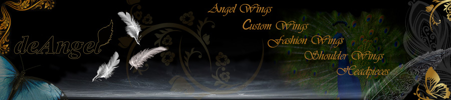 Wings & Headpieces Design